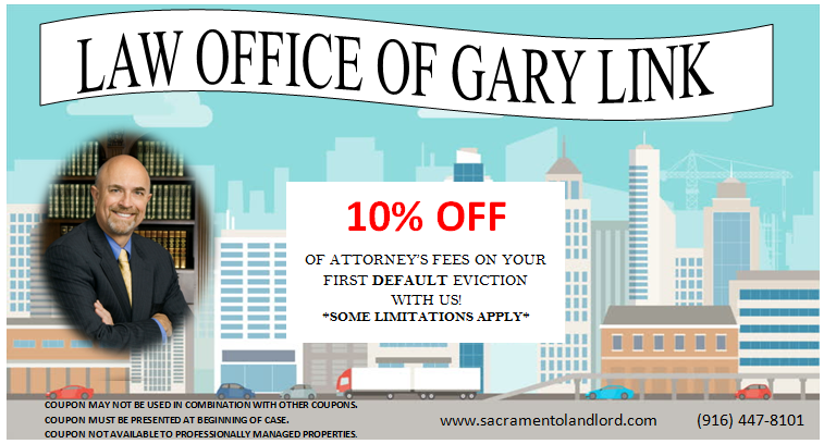 Fees - LAW OFFICE OF GARY LINK